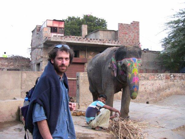 Jon elephant 2008