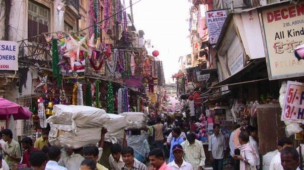 Mumbai market 2008